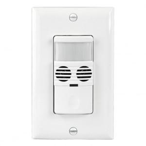 Dual-Technology-OccupancyVacancy-Sensor-Switch